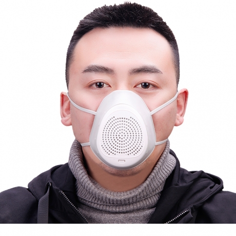 N95 silicone frame mask N95 filter element can be replaced