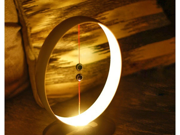 USB rechargeable LED Creative balance night light