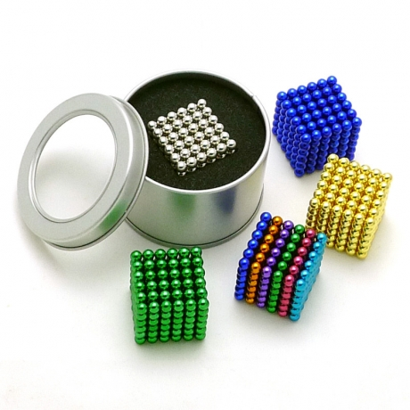 DIY magnetic ball magic toys stress relief toys (TY-001)