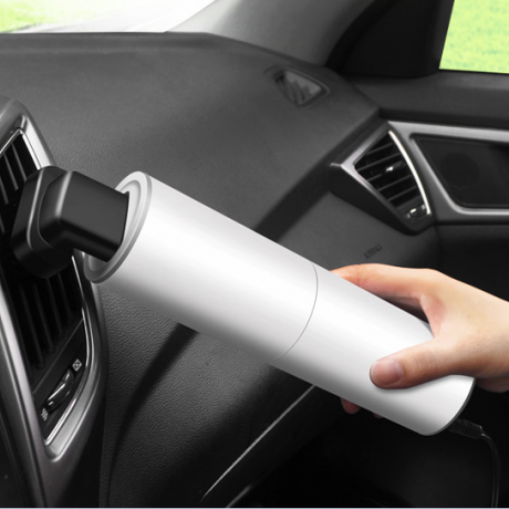 Mini vacuum cleaner for automobile