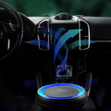 TCL air purifier for automobile
