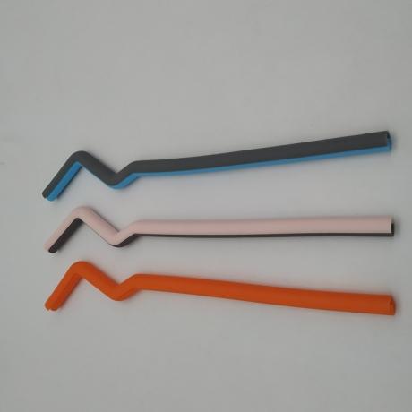 Food grade multicolor Silicone Pipple