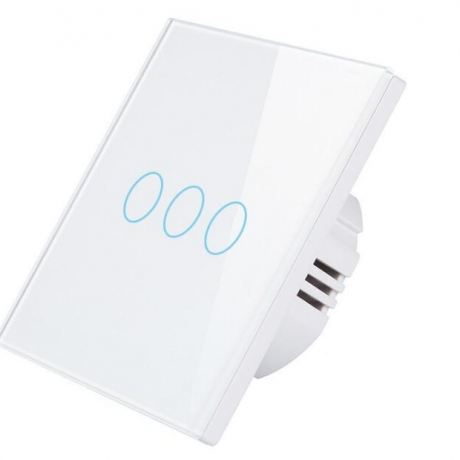 Single wire WiFi intelligent switch