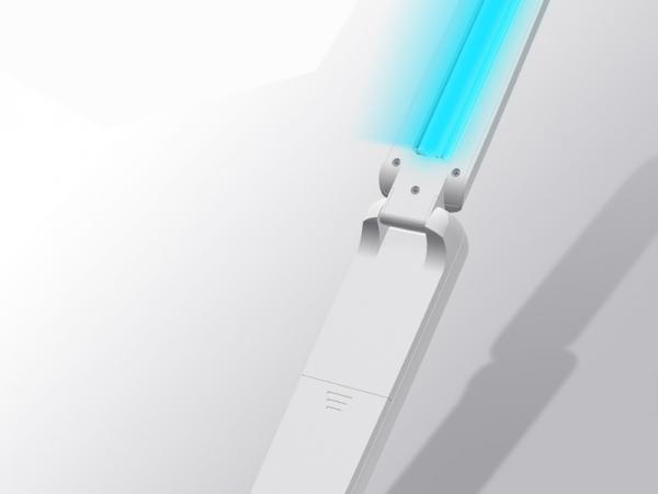 Home using Folding UV germicidal lamp