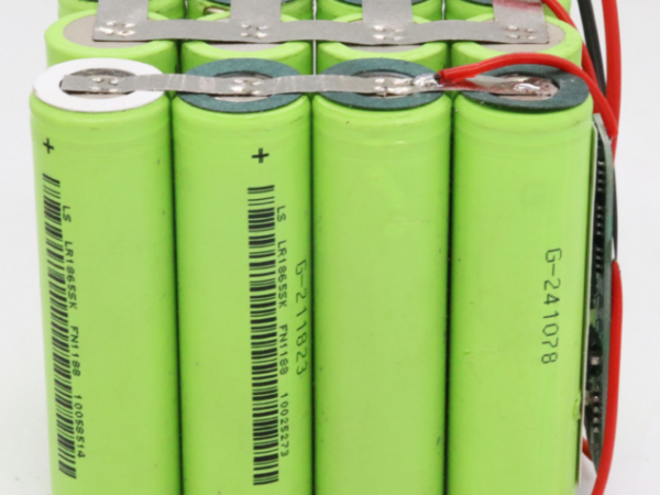 18650 rechargeable lithium battery pack customized for electric balance vehicle