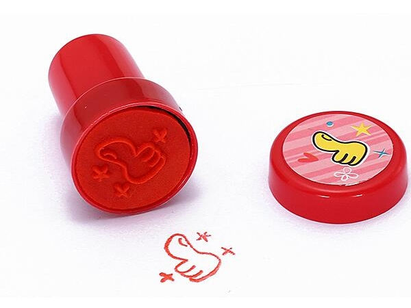 children's toy atomic oem seal stamp set