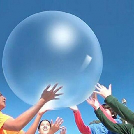 1.2 meter diameter super large bubble ball super inflated balloon