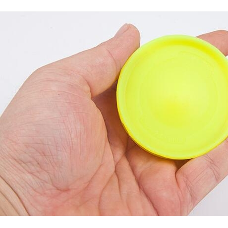 fingertip mini silica gel pocket frisbee