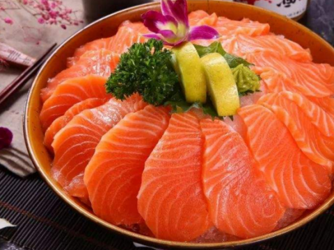 Can salmon carry new coronavirus? I hope not!