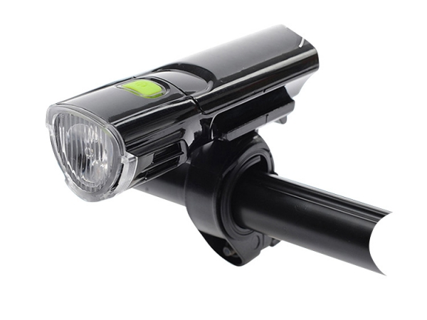 Simple battery power bicycle front lamp (No.B0A52)
