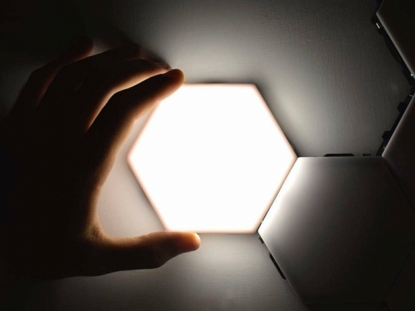 Creative product diy assemble modular quantum light