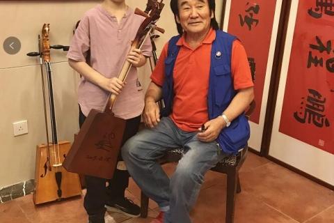 齐·宝力高:走进维也纳金色大厅的中国演奏家