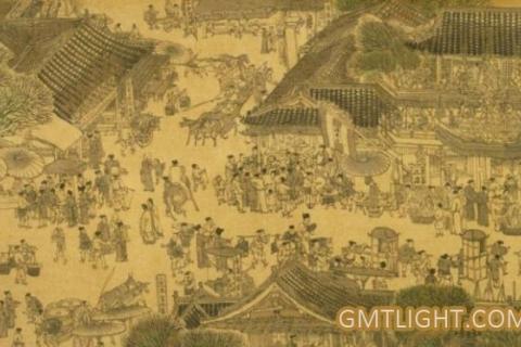 《清明上河图》的千年旅程