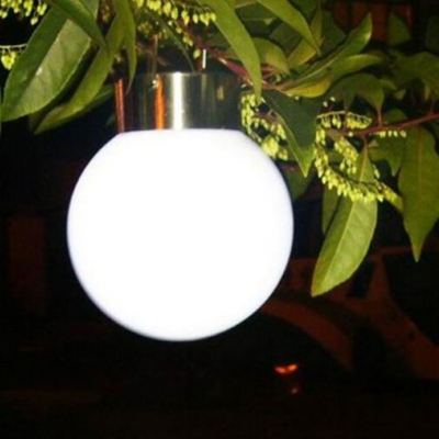 Outdoor solar ball lamp $79.99 for 40pcs!