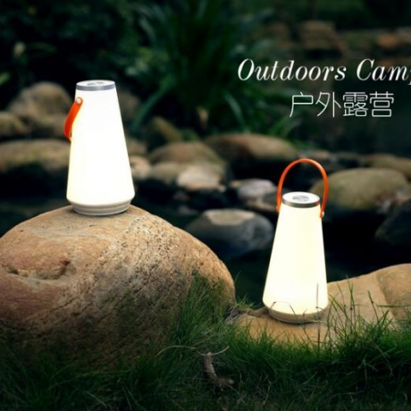 New style rechargeable portable lantern for camping