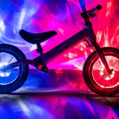 Whole wheel light bike hub decoration lamp ( 20pcs/lot )