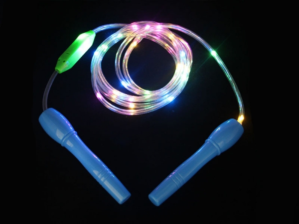 Home sport favor led luminous skipping rope (No.:BCB-013)
