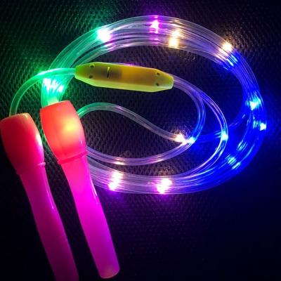 Home sport favor led luminous skipping rope (300pcs/ctn/lot)