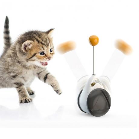 Automatic balance cat stick toy (No.DB-C01)