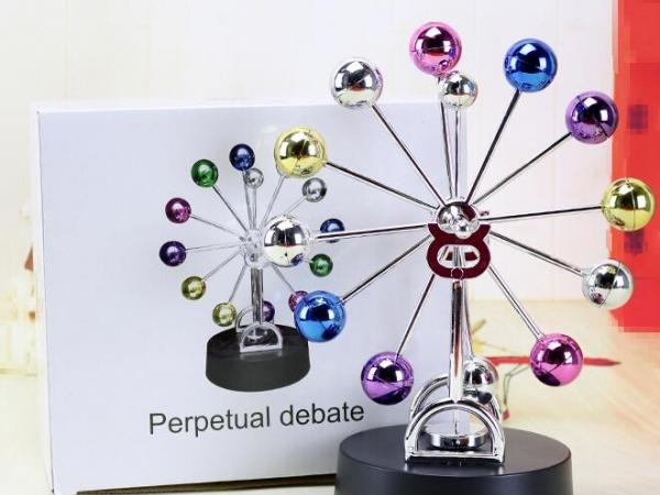 Mini Ferris wheel perpetual motion instrument desktop accessories