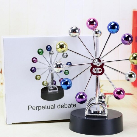Mini Ferris wheel perpetual motion instrument desktop accessories