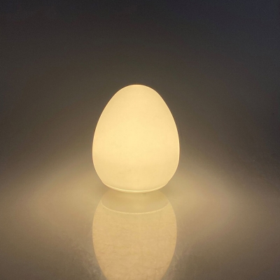 Silicone egg shape night lamp (20pcs/ctn)