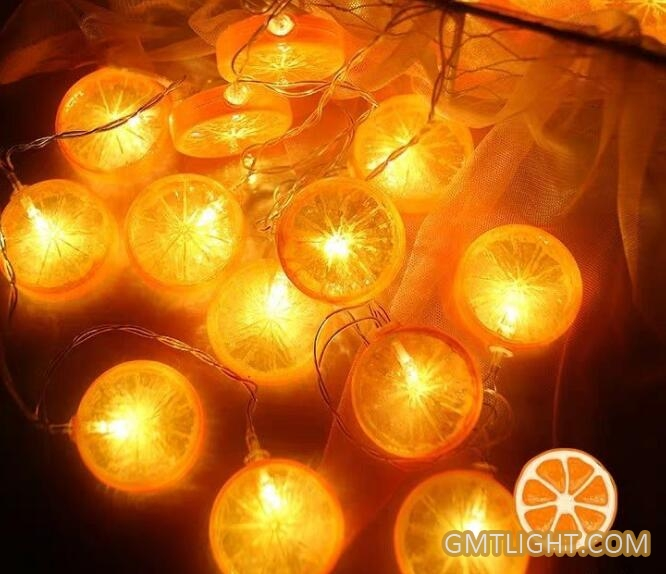 lemon light string