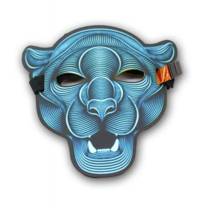 Halloween Carnival LED Purge Mask for Halloween (100pcs/lot)