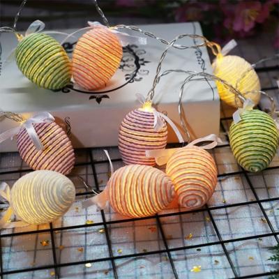 20 LED Easter egg light up strings (70pcs/ctn)