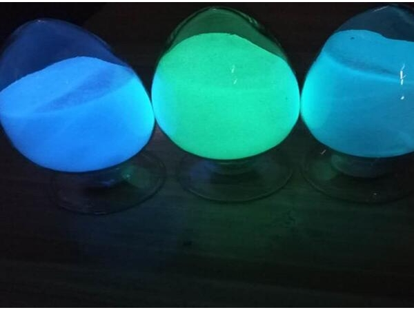 Long term high brightness phosphor, luminous powder, yellow green blue green sky blue phosphor
