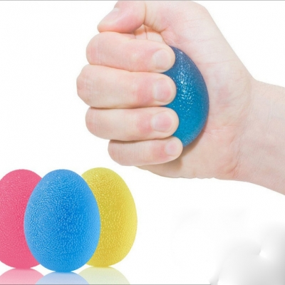 $150 could buy one lot Soft Therapy Exercise TPR Hand grip ball (300pcs/lot)