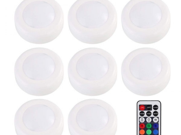 Performance layout multi function remote control multi color LED decorative lights