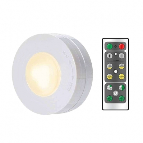 White color LED night touch control lamp (No.ML-R10)