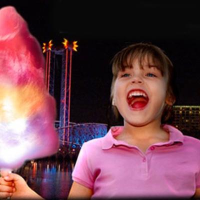 Best gift for kids LED Marshmallow Light Stick with bright light (500pcs/lot)