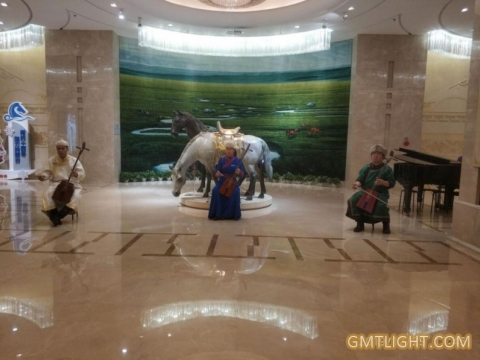 Do you know many five-star hotels in Beijing?