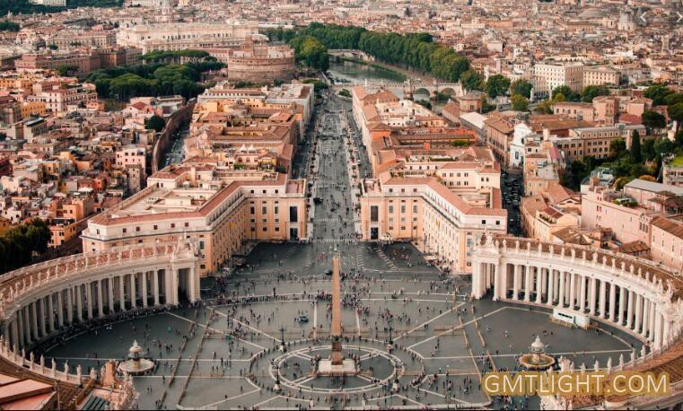 梵蒂冈旅游
