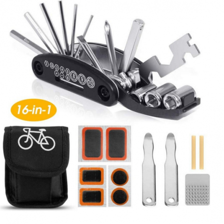 Bicycle repair kit / tire repair kit / repair kit / mountain bike repair kit