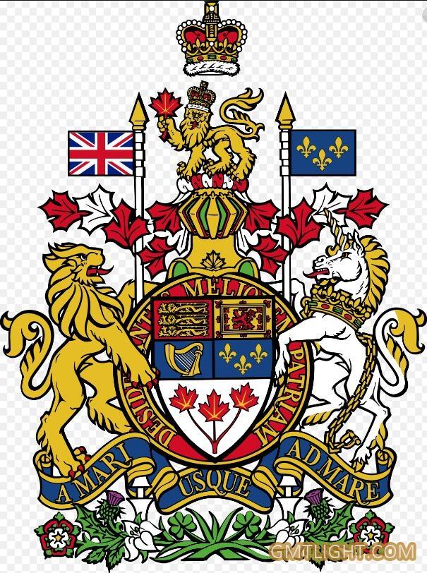 加拿大国徽