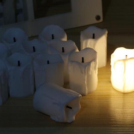 LED simulation appearance electronic candle