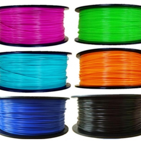 China supplier of 3D printing PLA wire in multicolors