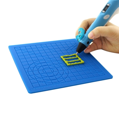 Daily use silicone material 3D drawing template (50pcs/ctn)