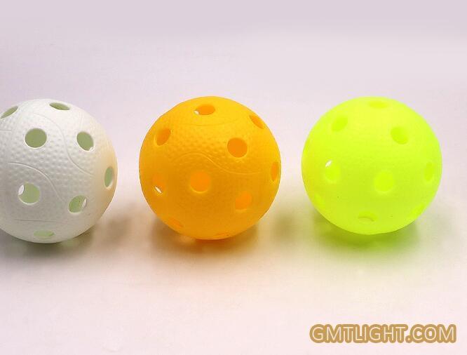 hollow bee hole golf practice ball