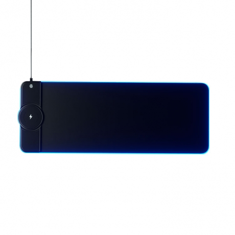 Wireless cell phone charging mouse pad (No.ML-C11)