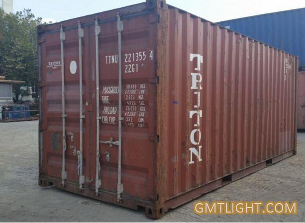 国际标准集装箱有几种规格?