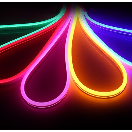Special for neon lamp, silicone flexible lamp belt