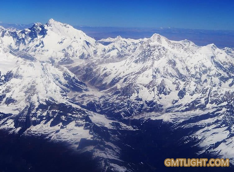 highest altitude of the himalayas