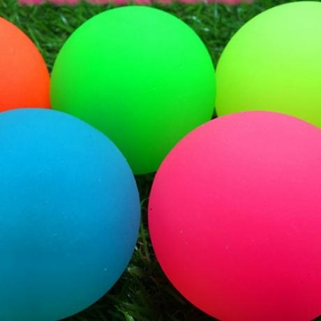 60mm strong elastic ball