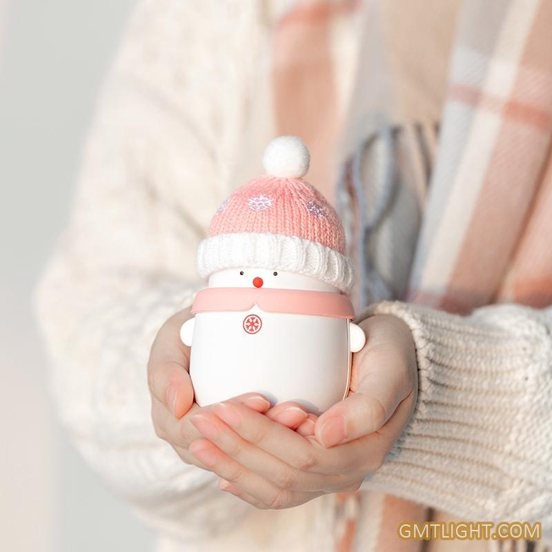 雪人暖宝宝:冬天里的一把火