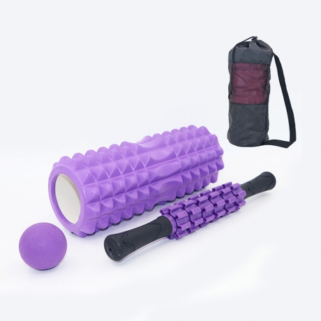 4 in 1 set pack yoga practice muscle exercing supply (No.YSR-S01)