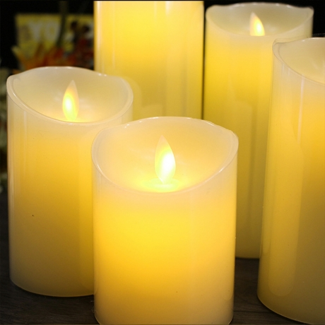 Set pack LED candle light (No.CD-S075)